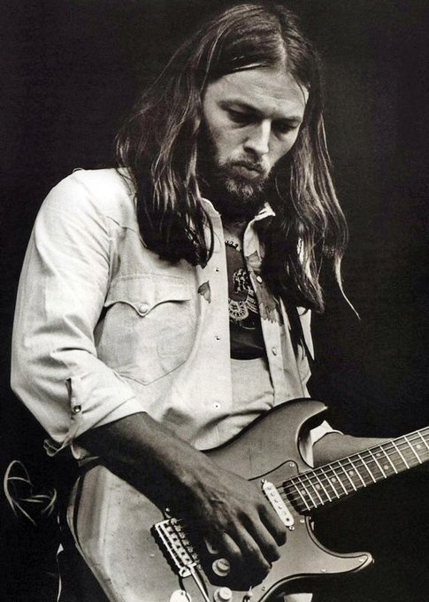 Happy Birthday David Gilmour! One of the greatest ever.