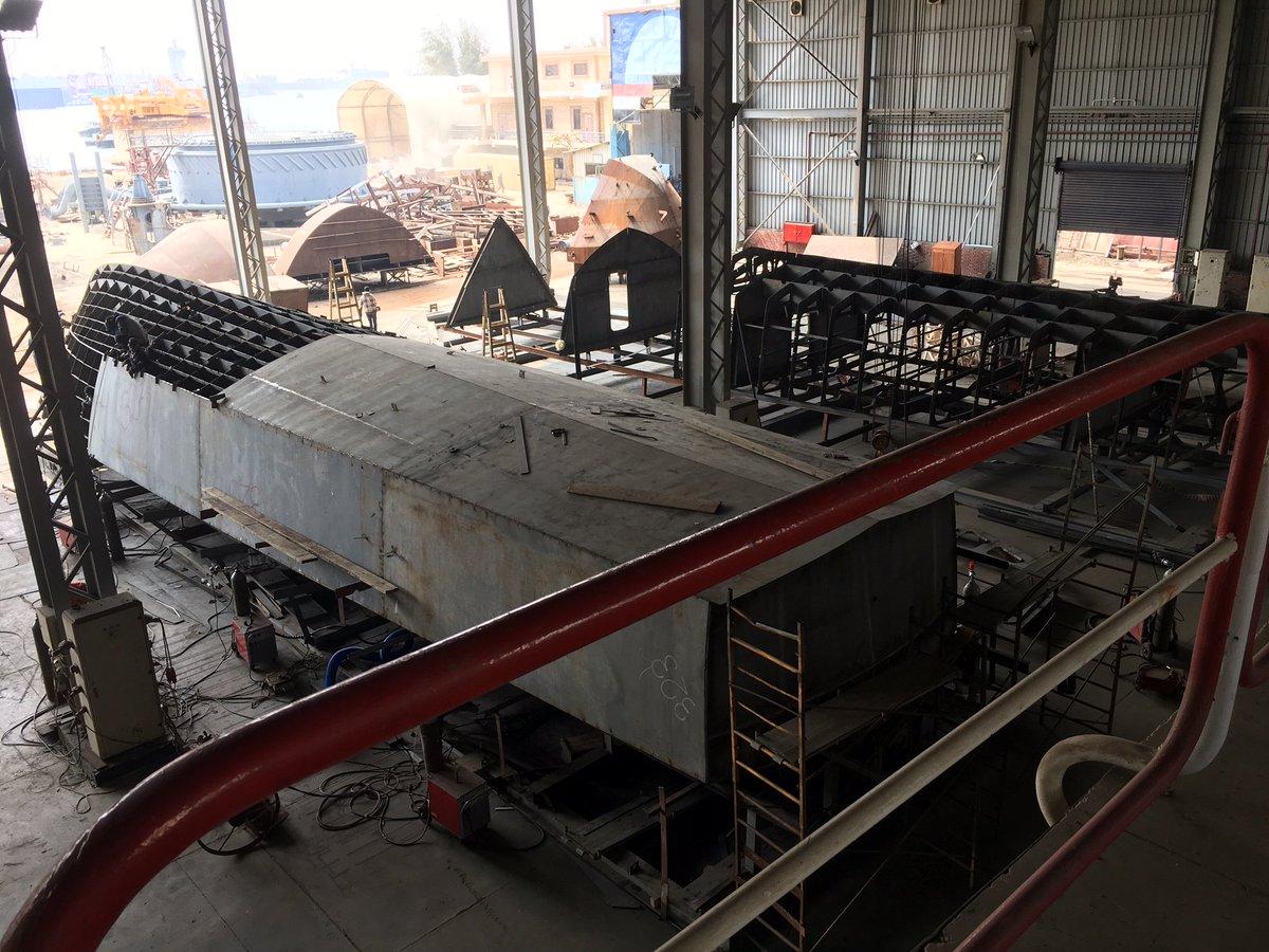 عقد بقيمة 15$ مليون دولار لبناء 4 سفن دورية ساحلية لصالح البحرية المصرية  C6Pqz28WQAAkMxa