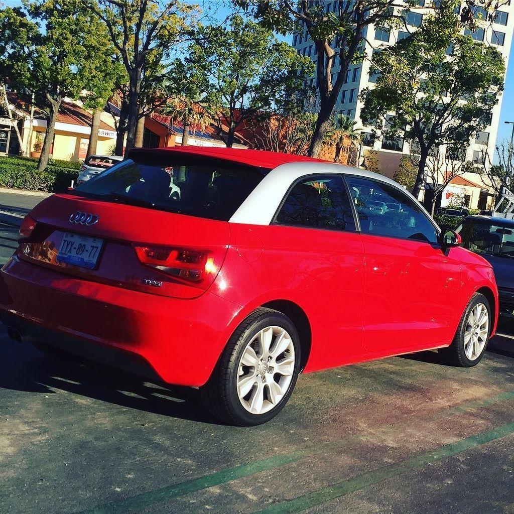 Jonny Lieberman On Twitter Audi A1 In California Mexico Plates