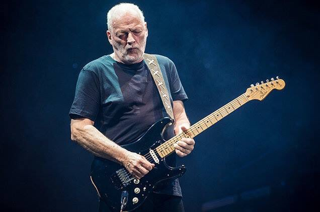 Happy birthday david gilmour.. you are a legend and this is how ur fans and my friend celebrate for u