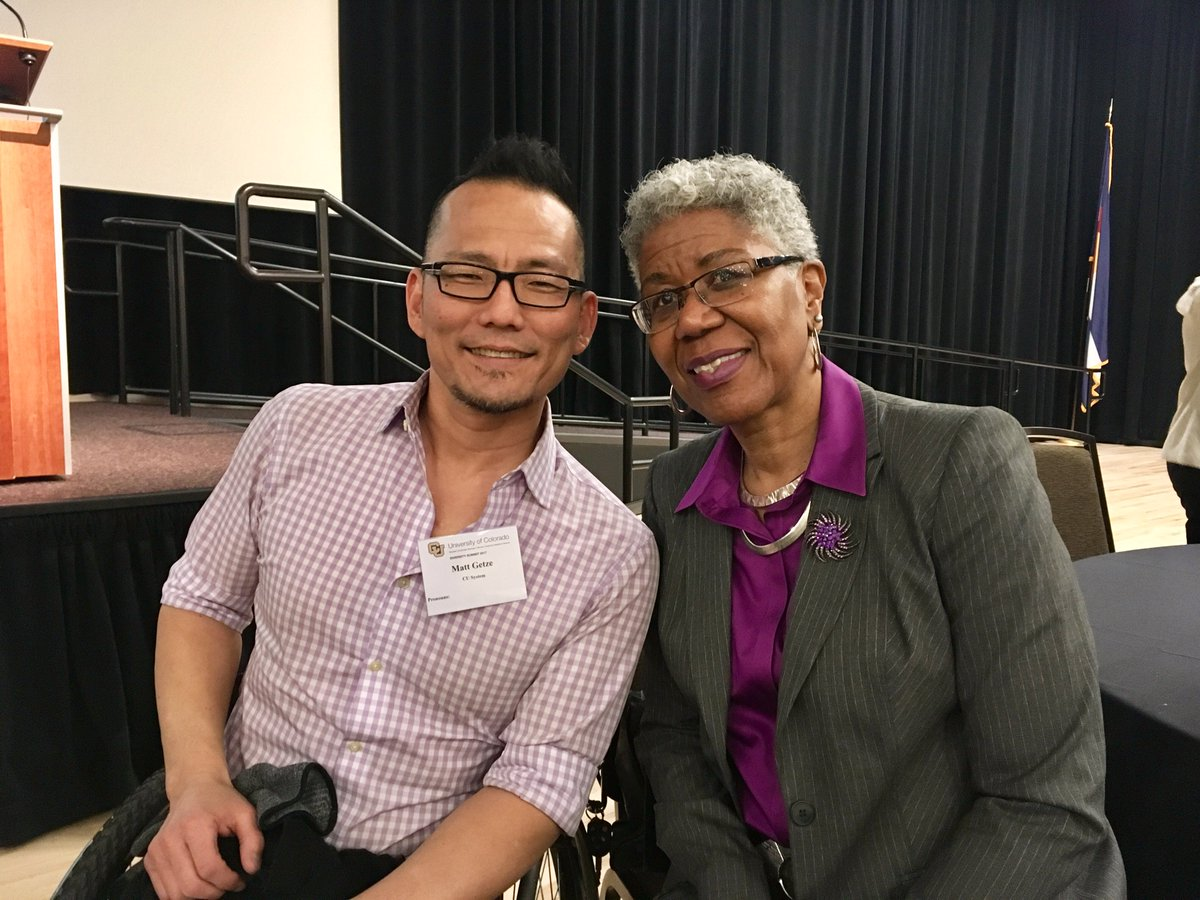 Uccs Spa On Twitter Wow Awesome Speaker Dr Brenda J Allen Vice