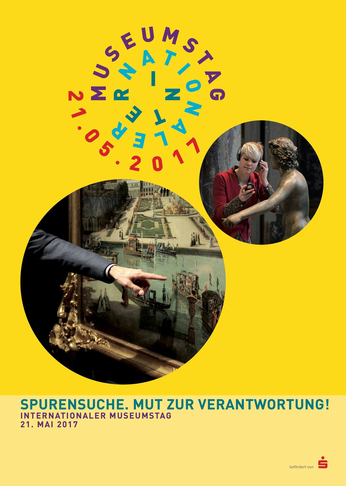 Broschüre zum #IMT17 ist online! Mit Infos zum Internationalen Museumstag am 21. Mai 2017  #Museum #Highlights https://t.co/qDLCptMz3f https://t.co/7So3Ks7V9Y
