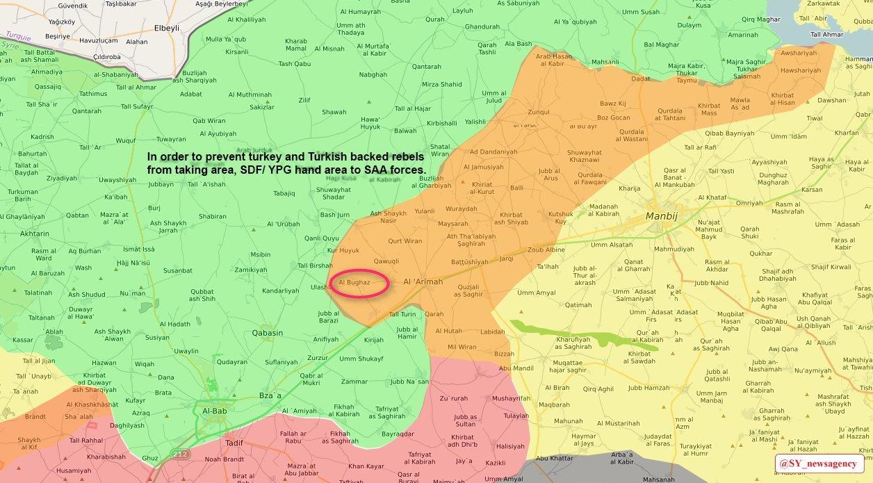 Guerre Civile en Syrie ( LISEZ LE PREMIER POST ! ) - Statut spécial  - - Page 3 C6QCdmzXQAArS_N