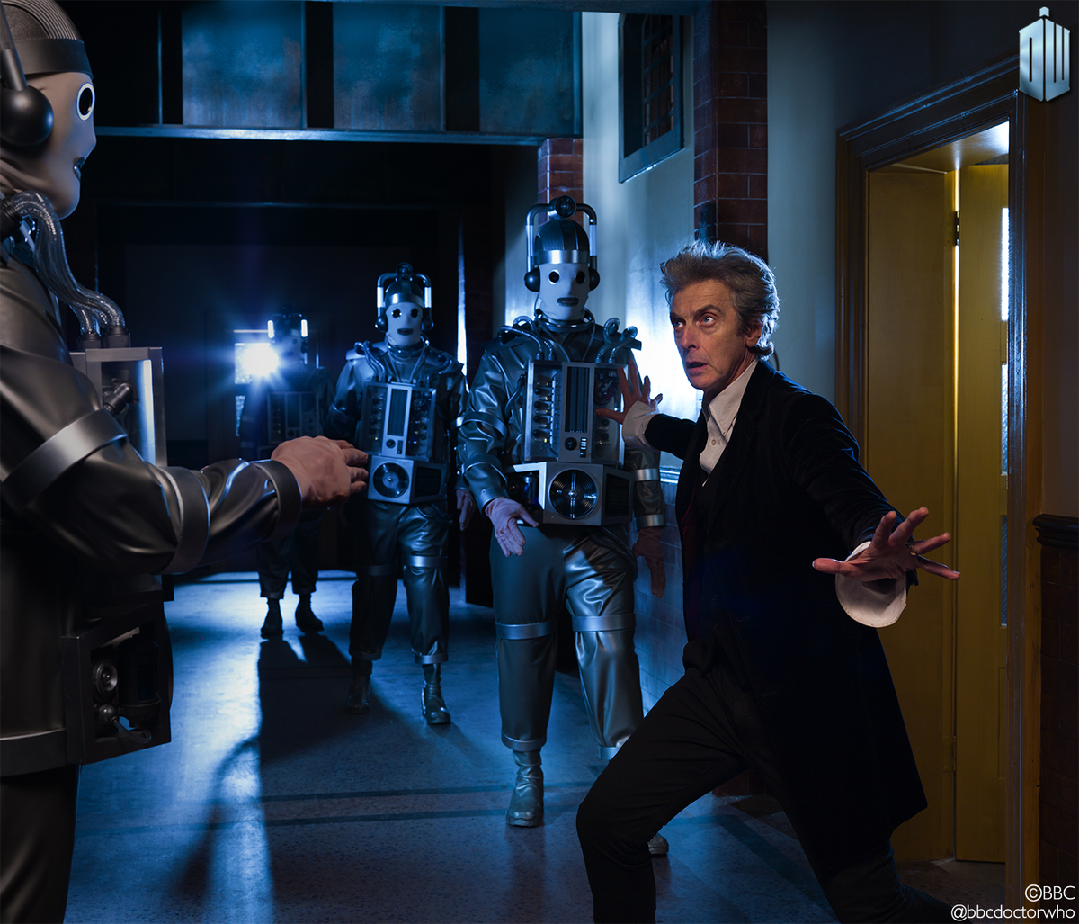 Guess who's back! It's the original Mondasian Cybermen, returning for eps 11 & 12 of the new series!  https://t.co/F6G9YQrVCb#DoctorWho