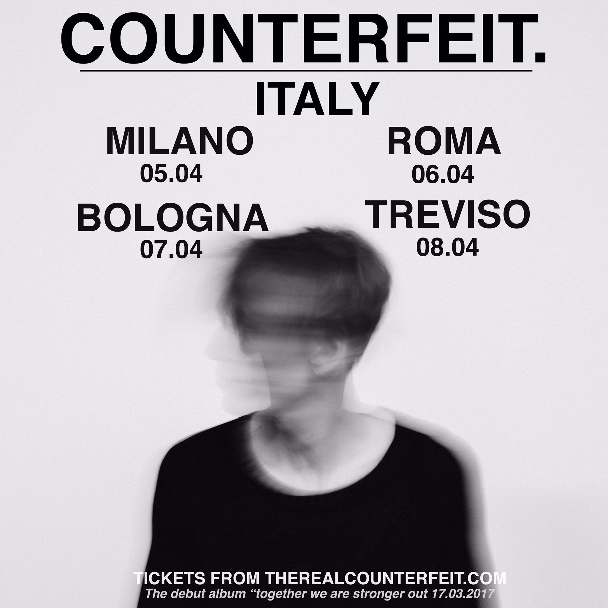 ITALY you have 30 days left until this. Tickets from https://t.co/ArEdyMcxKq https://t.co/cP8P2eTDcc