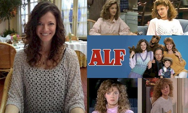 Hoy cumple 48 años Andrea Elson (Lynn Tanner en Happy Birthday