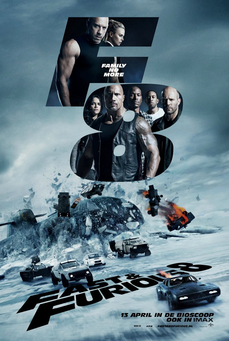 The Fate of the Furious International Poster Revealed 3