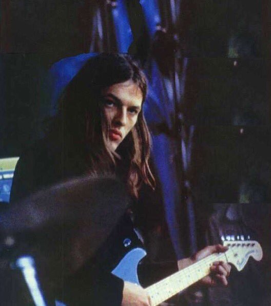 Happy birthday to this legend and my favorite man of all time, David Gilmour