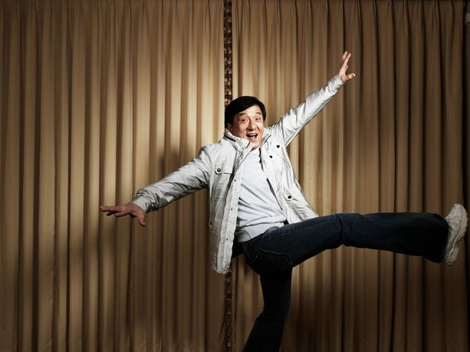 Happy birthday, Jackie Chan! Read his Forbes magazine interview: