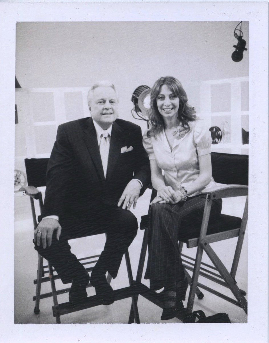 #RobertOsborne in black and white. Just like the movies he loved so much. @tcm @TCM_Party @TCMPR https://t.co/yZp0pQ5g5G