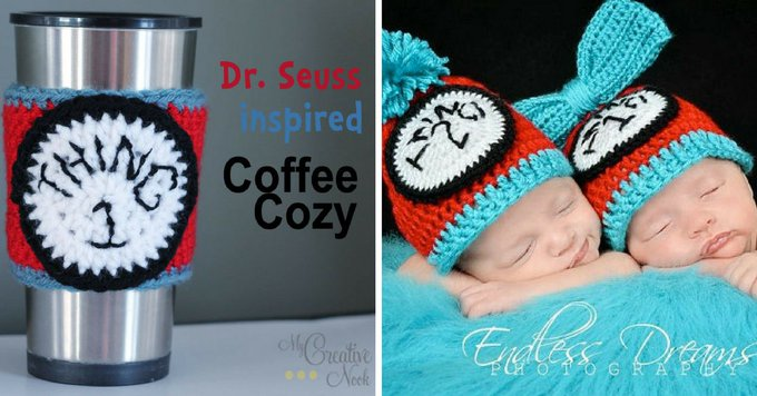 Dr. Seuss Crochet Patterns
