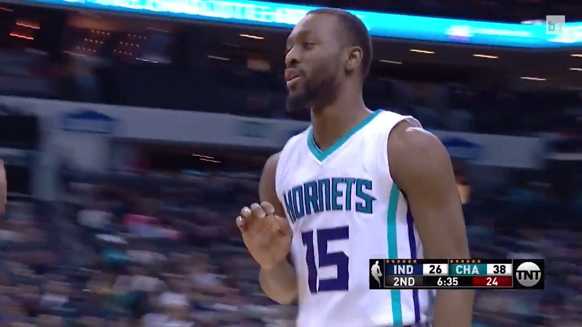 A Kemba stepback in March >   #ThisIsMarch