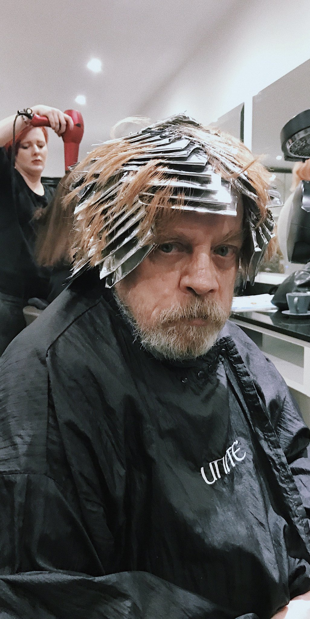 Mark Hamill On Twitter Quot Road To Recovery From The Perils