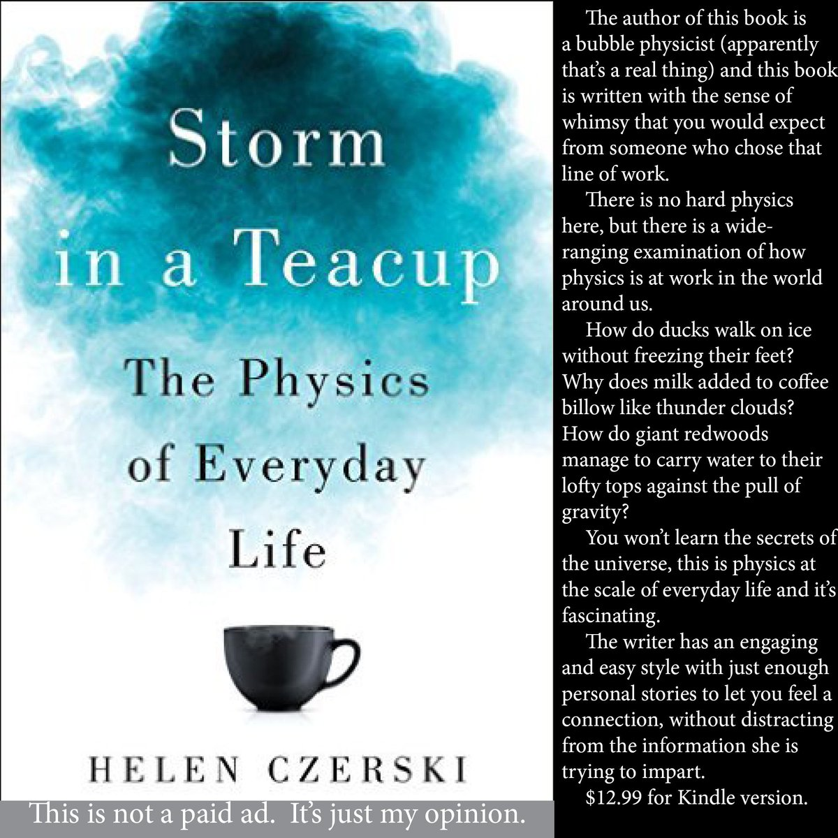 Books By David On Twitter Storm In A Teacup Fascinating Popular