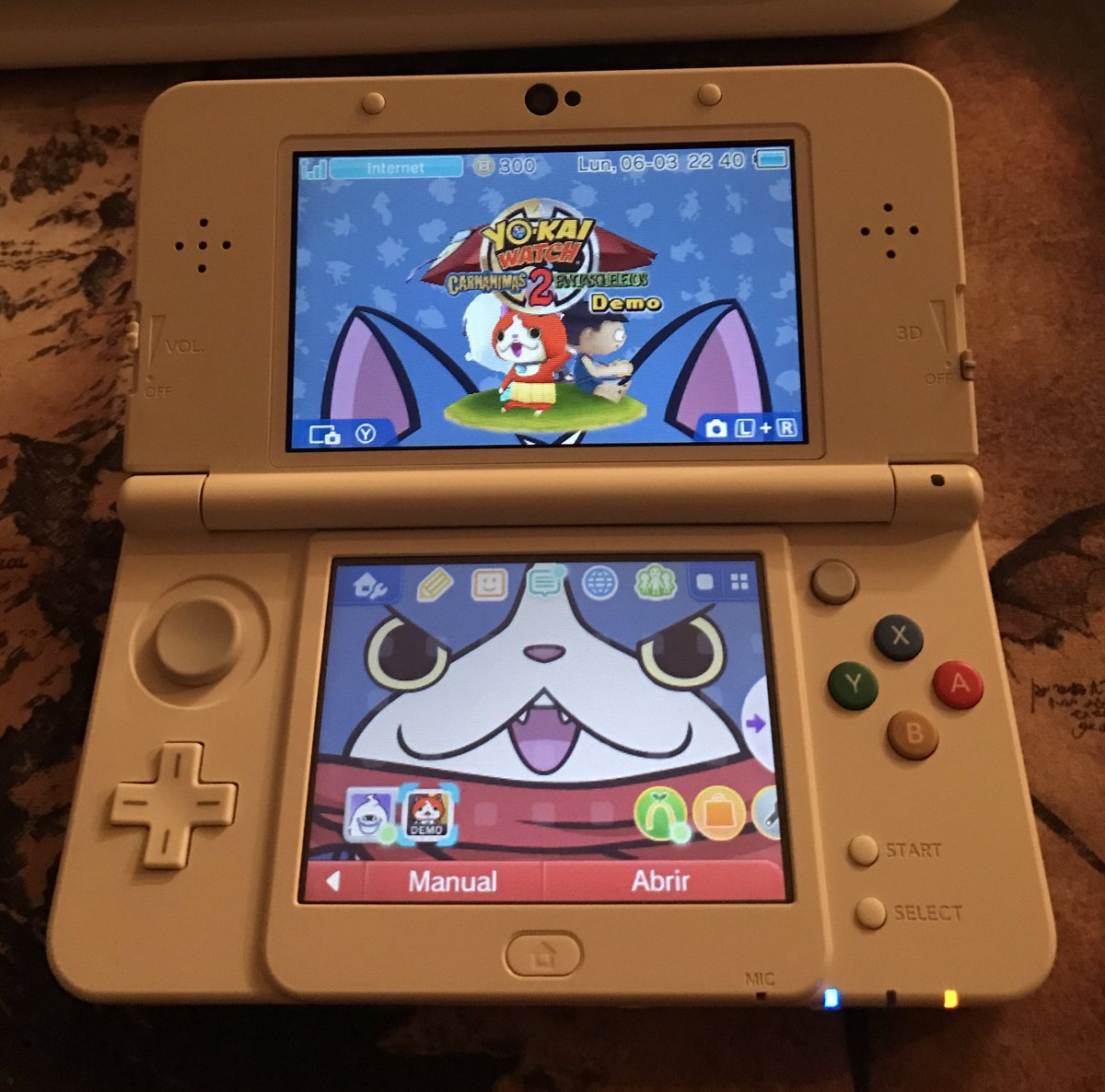 Ho yo kai watch 2 fantasqueletos yo kai watch 2 for Chambre yo kai watch