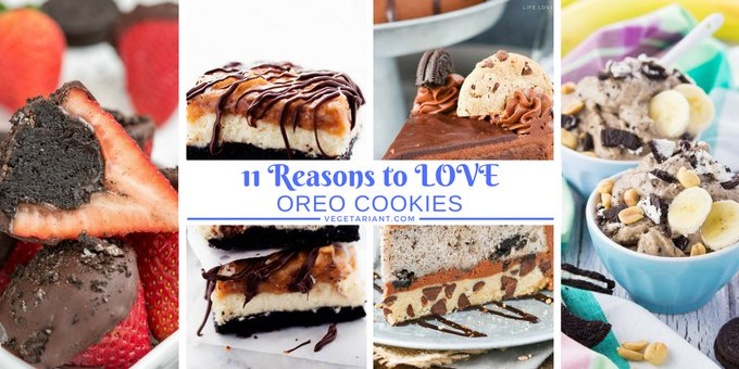 11 Reasons to LOVE Oreo Cookies