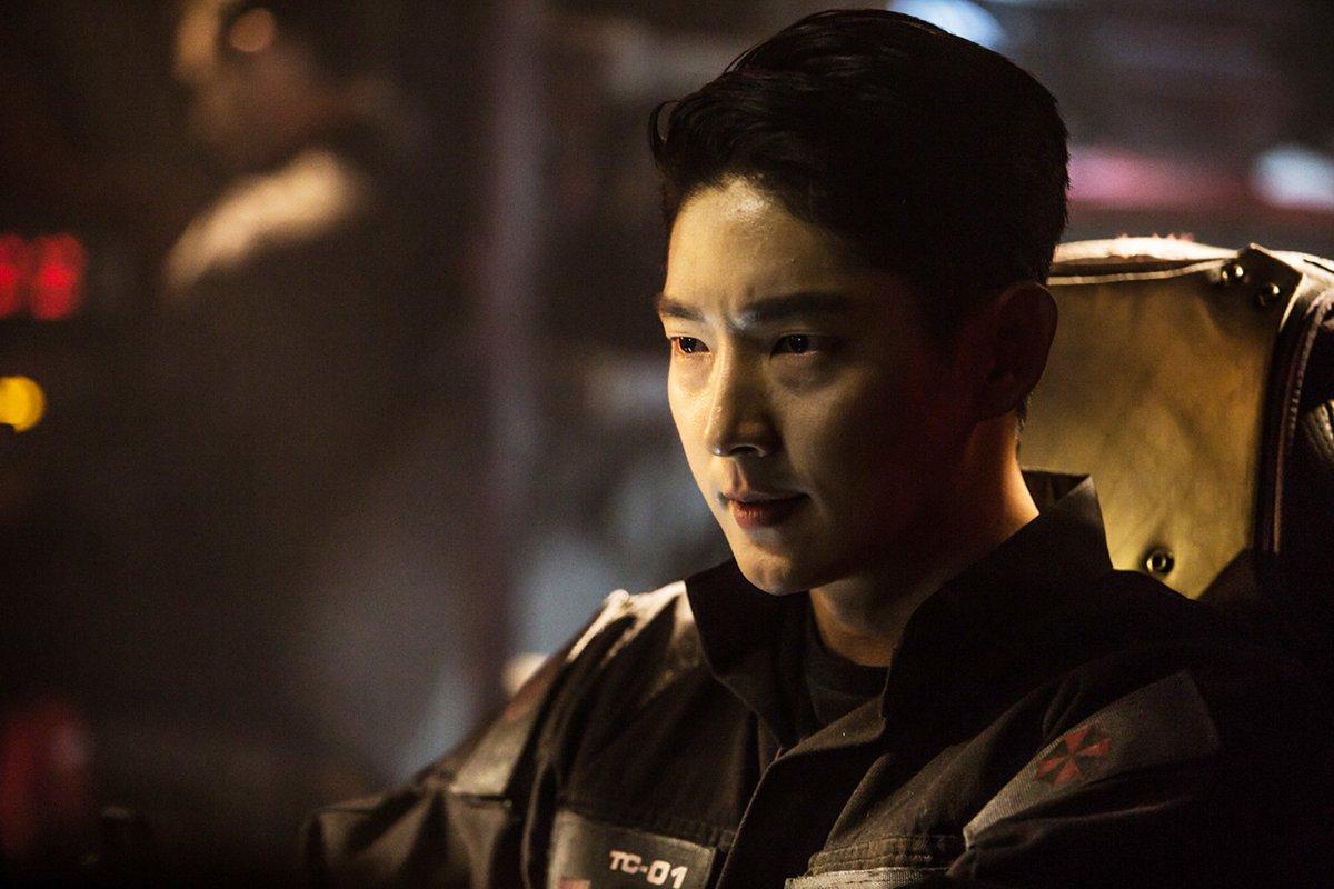"Hajunse Lee jun ki on Twitter: ""MOVIE | Resident Evil : Final ..."