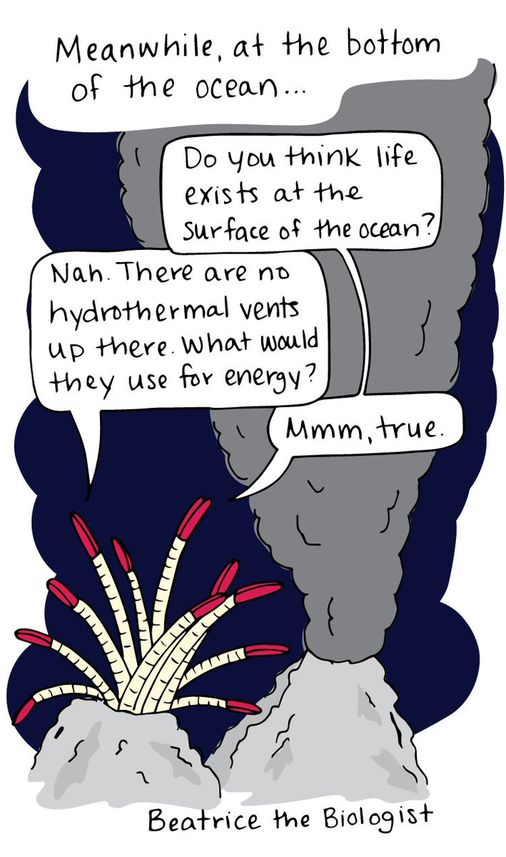 Tube worm thoughts. #sciart https://t.co/nhZma3H3Wx