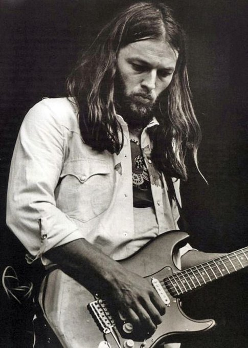 Happy birthday to David Gilmour. One of the greats.