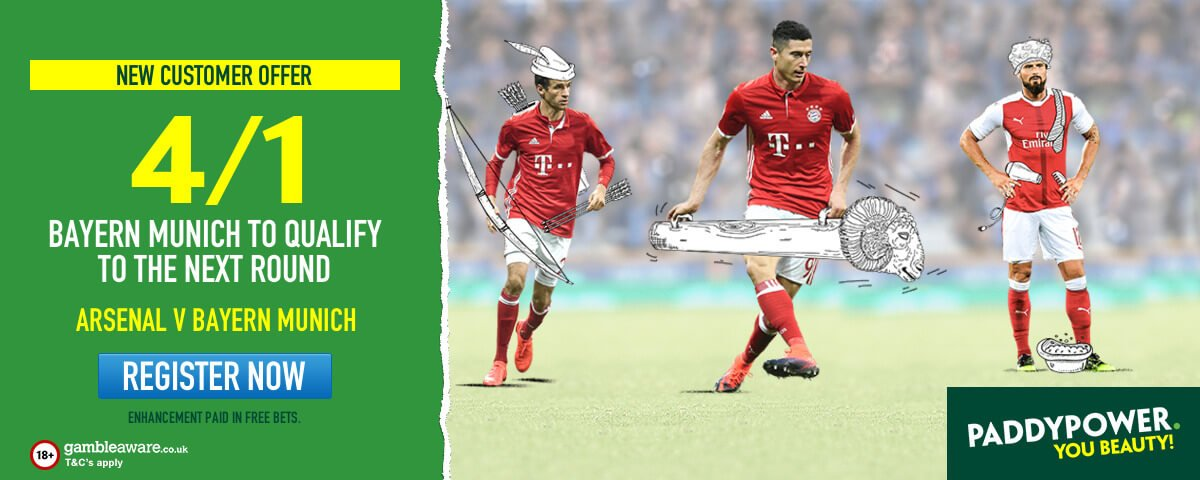 Paddy Power Crazy Boost