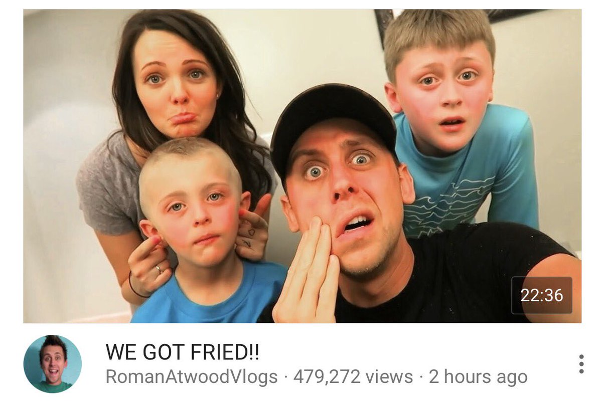 Roman Atwood Story On Twitter New Vlog