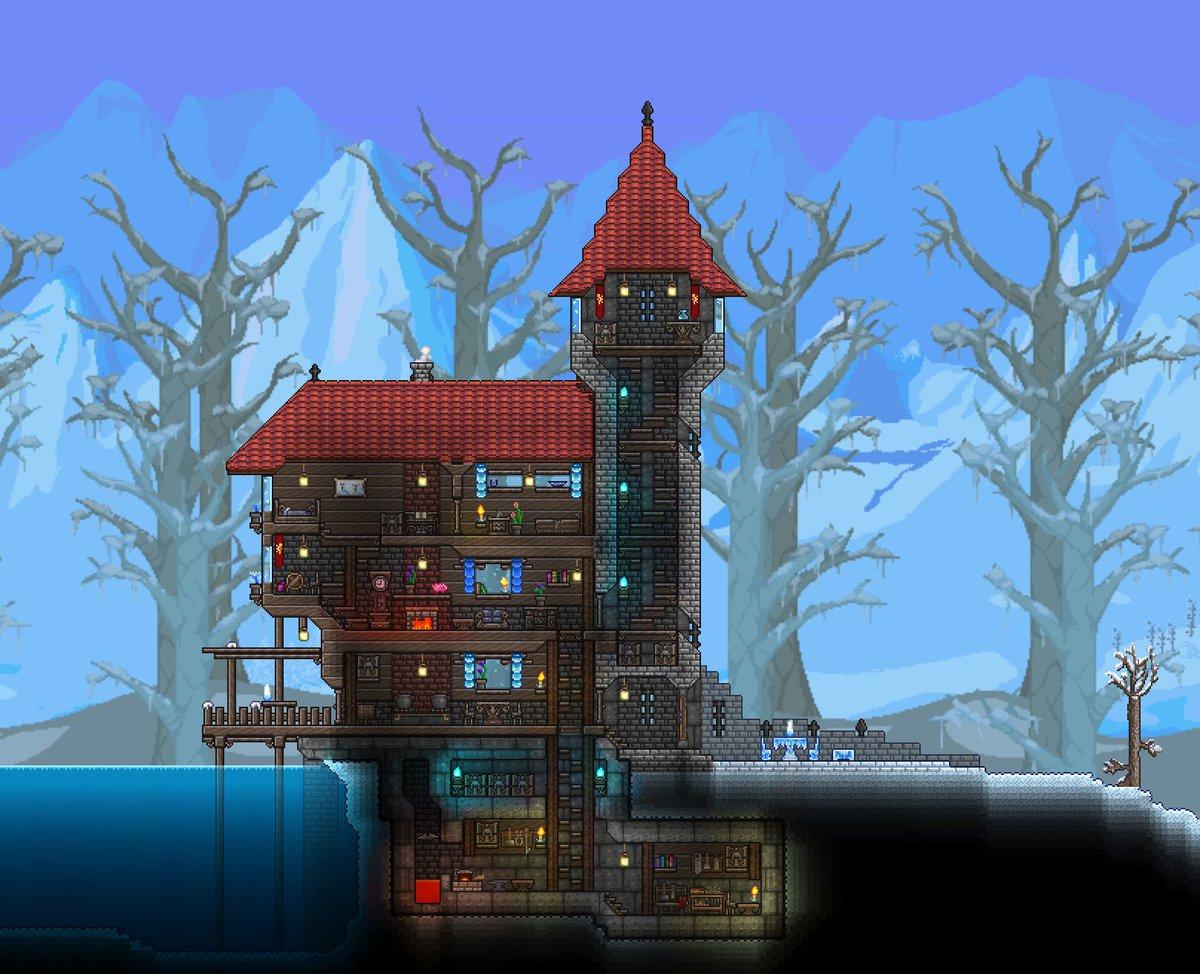terraria tower