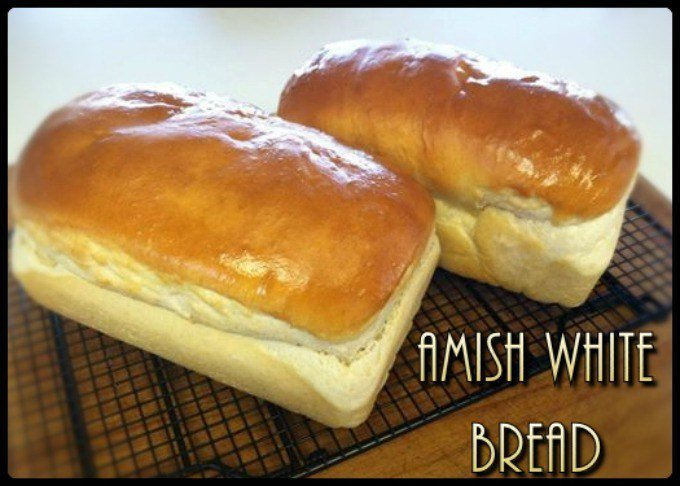 Our Most Requested Amish White Bread Recipe!