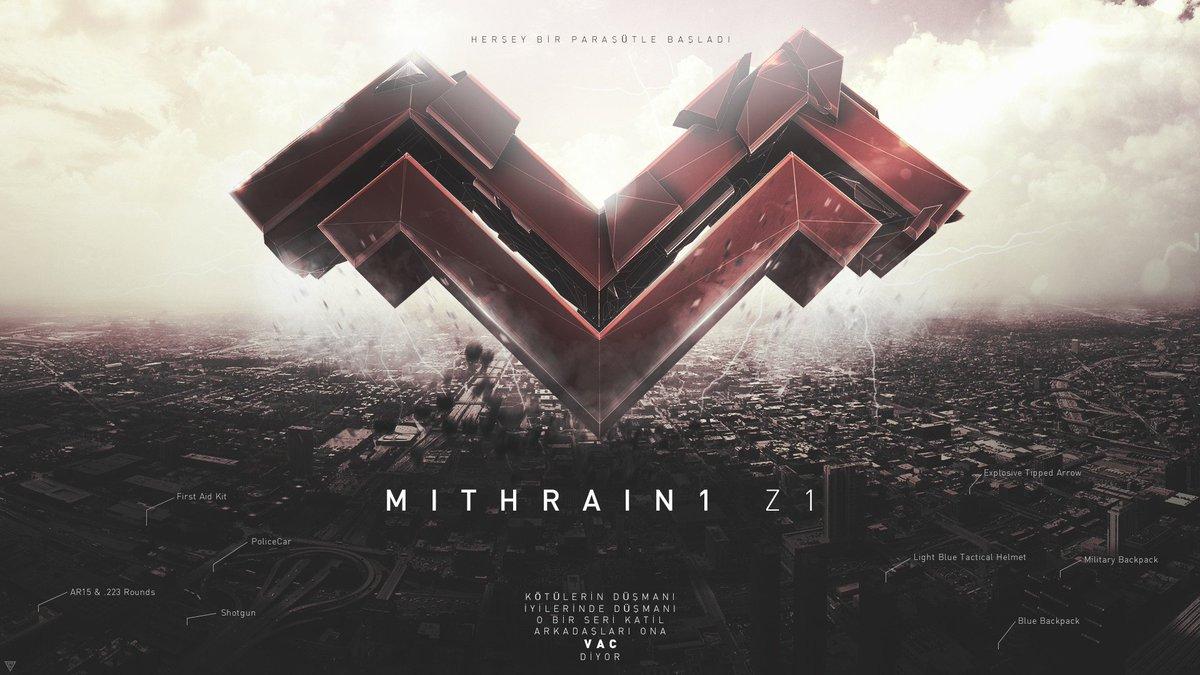 mithrain logo