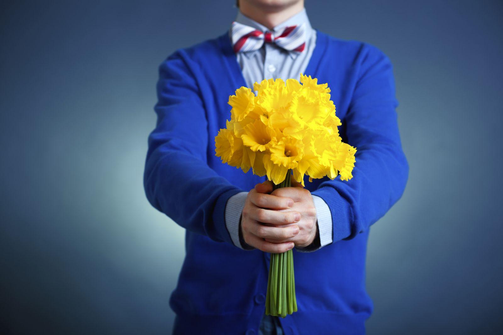 Символ семейного, цветок дарят на 8 марта