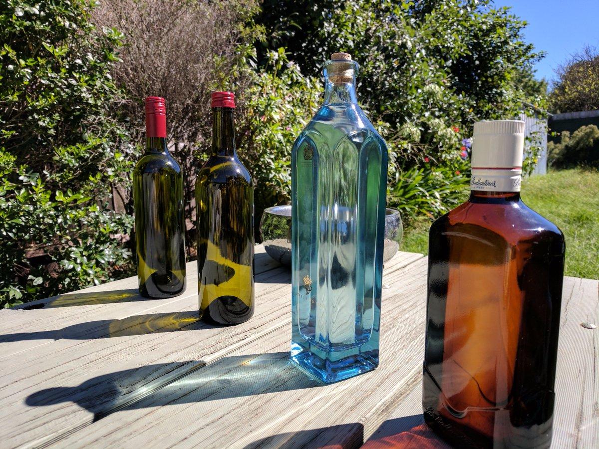 Solarized Water