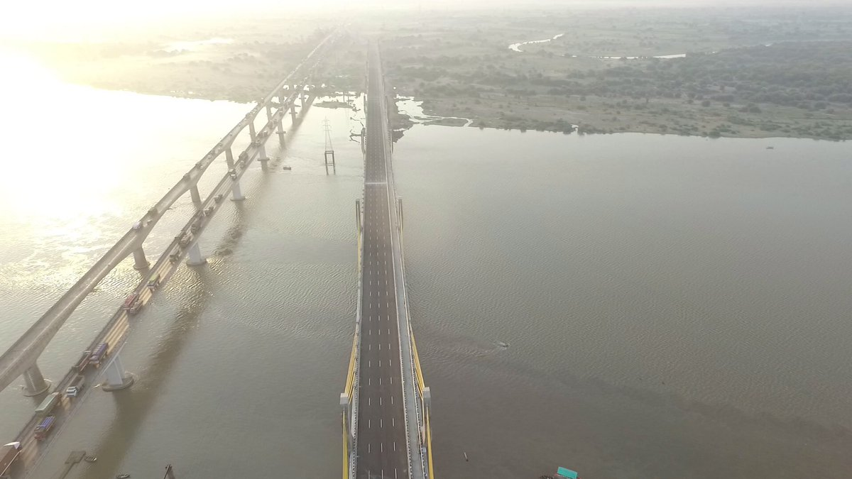 Details of largest extra-dosed cable stay bridge in India to be inaugurated by PM Modi