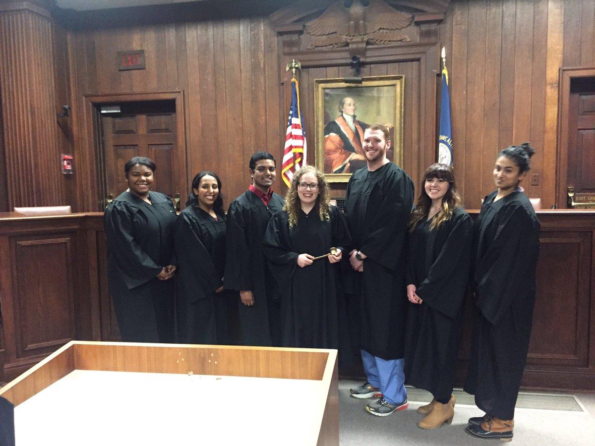 SGA Supreme Court Spring 2017