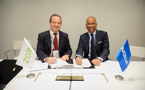 Nokia and Zain Saudi Arabia collaborate on 5G and IoT development toward transforming Saudi Arabia