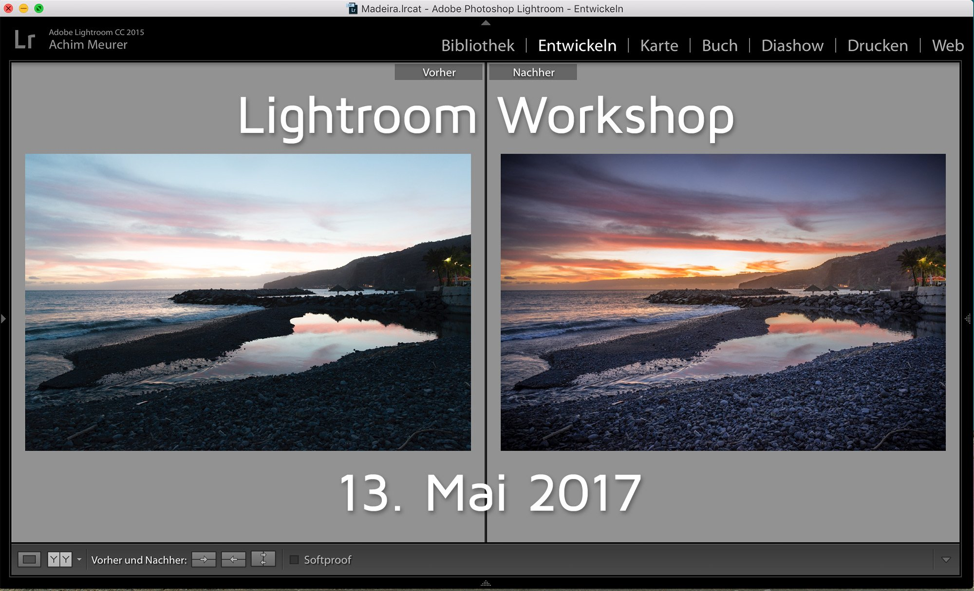 Save the date: Samstag 13.5.2017 der ultimative Lightroom-Workshop inkl. Kochkurs https://t.co/qmuTWHHCuX https://t.co/de8BFEylC2