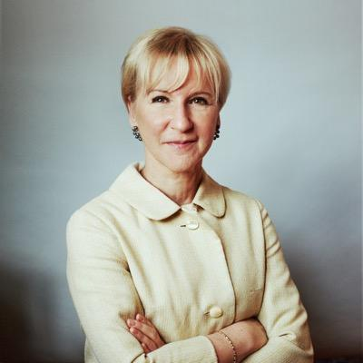 Why a feminist foreign policy Is needed more than ever, notes Swedish FM @margotwallstrom  https://t.co/MRDjPqD3Y7 https://t.co/vqpiyP6YVZ