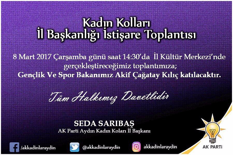 Tüm halkımız davetlidir..  @ackilic76  @AKKADINGM