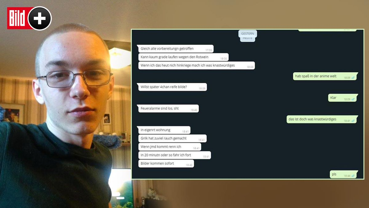 Chat Protokoll