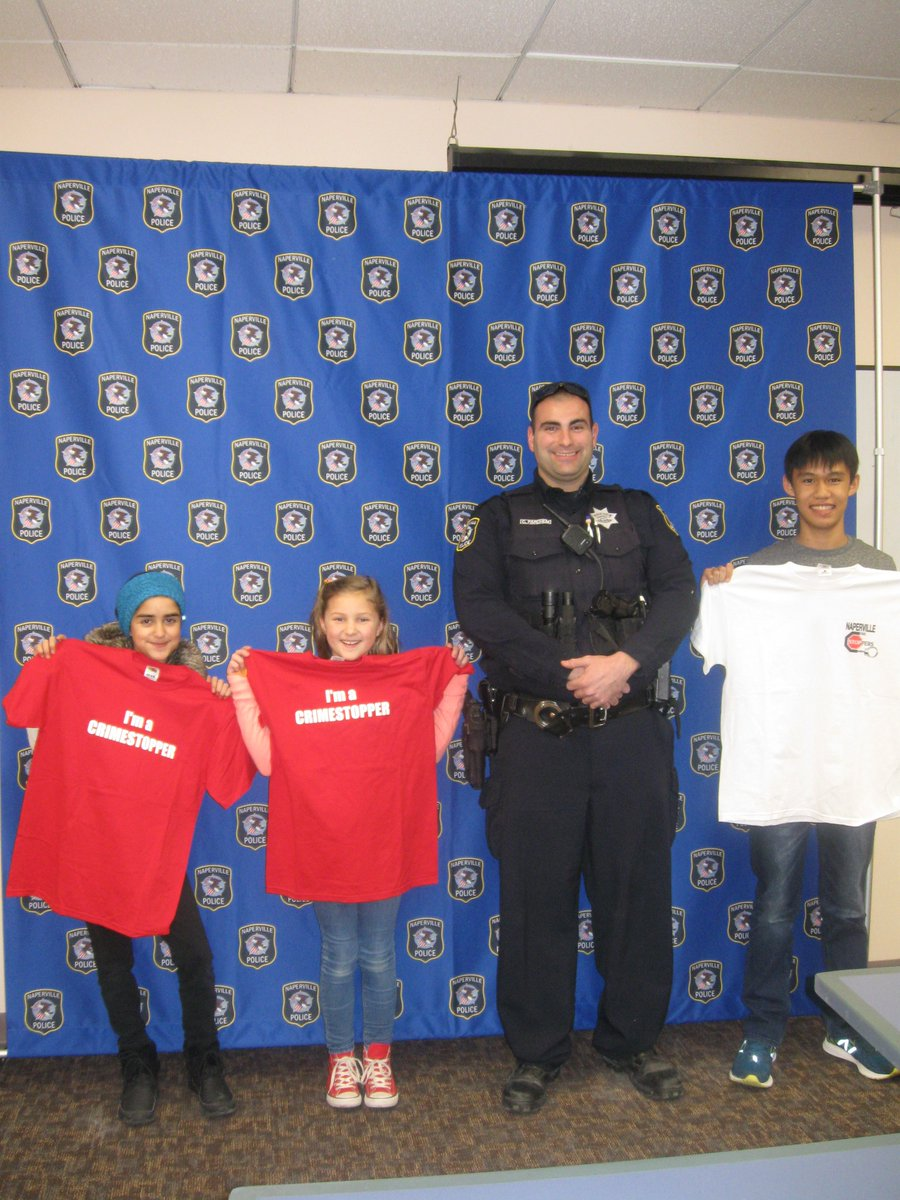 napervillepd on congrats to the winners of the crime napervillepd on congrats to the winners of the crime prevention essay contest we hope you enjoyed your tour of napervillepd lunch