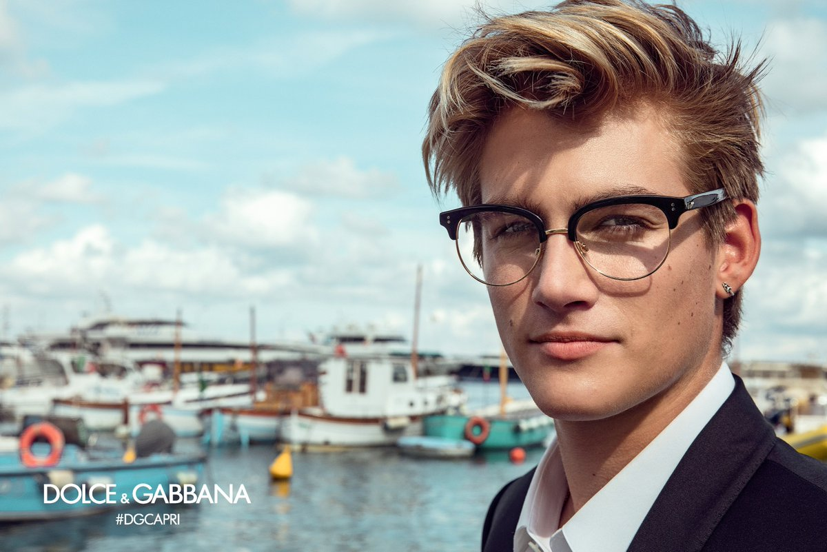 Dolce And Gabbana Optical Glasses