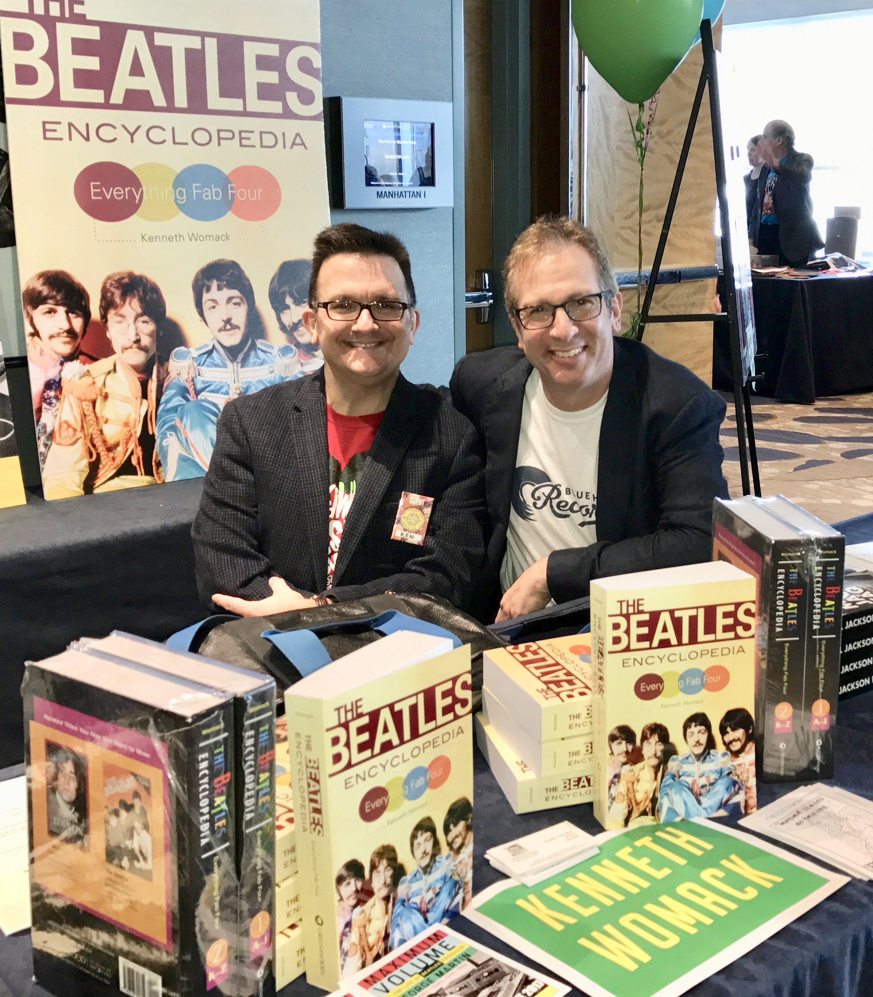 Adventures in collecting Beatles music
