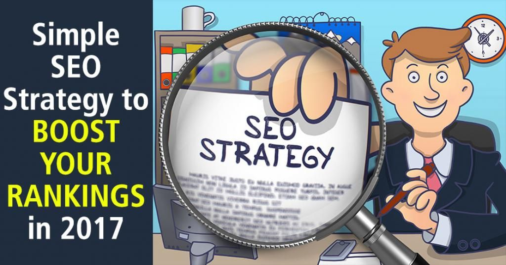 Simple #SEO Strategy to Boost Your Rankings in 2017. Step by Step! https://t.co/D9gWhdEWSI #growthhacking #tips https://t.co/BfrnfO78y3