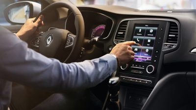 Renault megane scenic технически характеристики