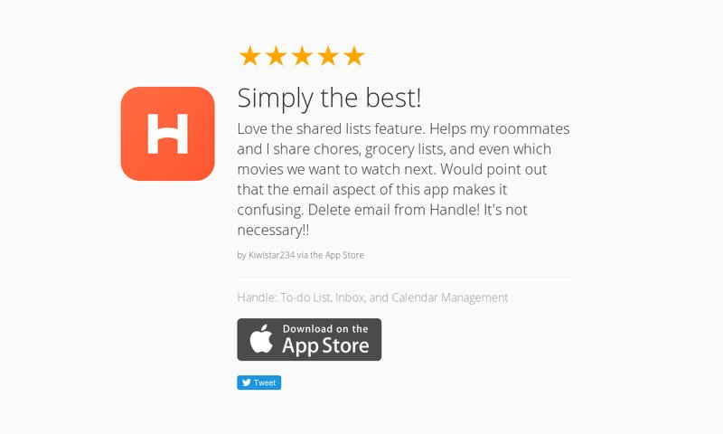 handle inc on twitter 5 star review simply the best love the