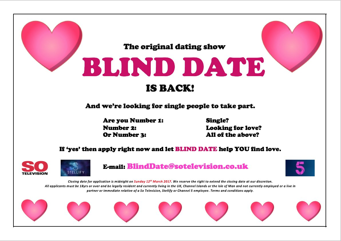 When you're blind, how do you navigate online dating