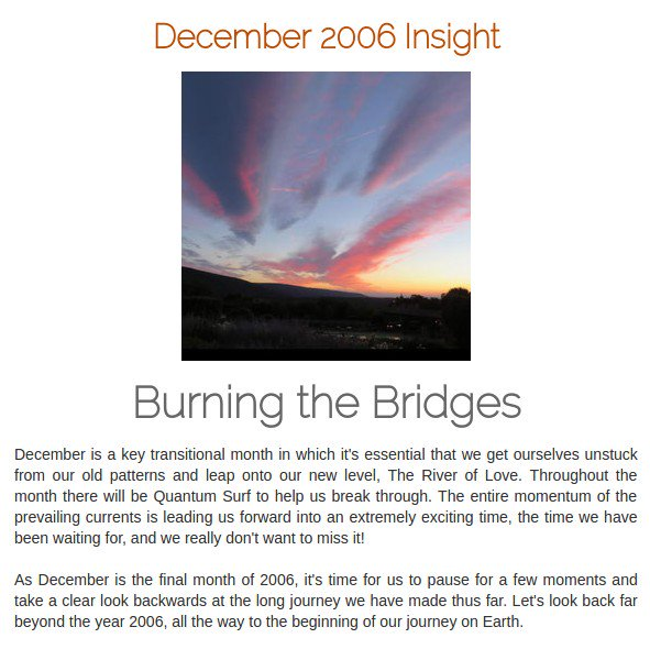 #Spiritual888 #BurningTheBridges #TheRiverOfLove #QuantumSurf Visit:  https:// spiritual888.jimdo.com/insight/2006/  &nbsp;   #Astrology #Numerology #Sacred #SacredPath<br>http://pic.twitter.com/kx1aHSHuGJ