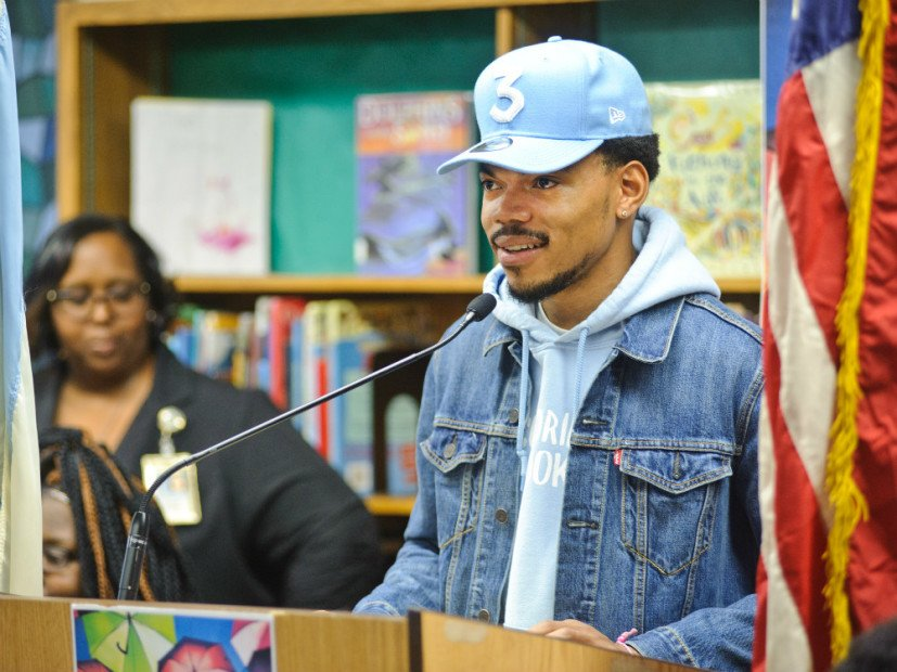 .@ChanceTheRapper Donates $1M To Chicago Public Schools After Unsuccessful Meeting With Illinois Governor hhdx.co/2mfR7oh