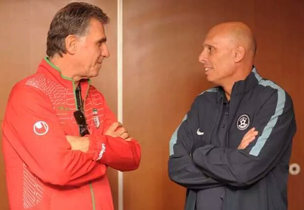 A very Happy birthday to Carlos Queiroz a very nice man and a great coach