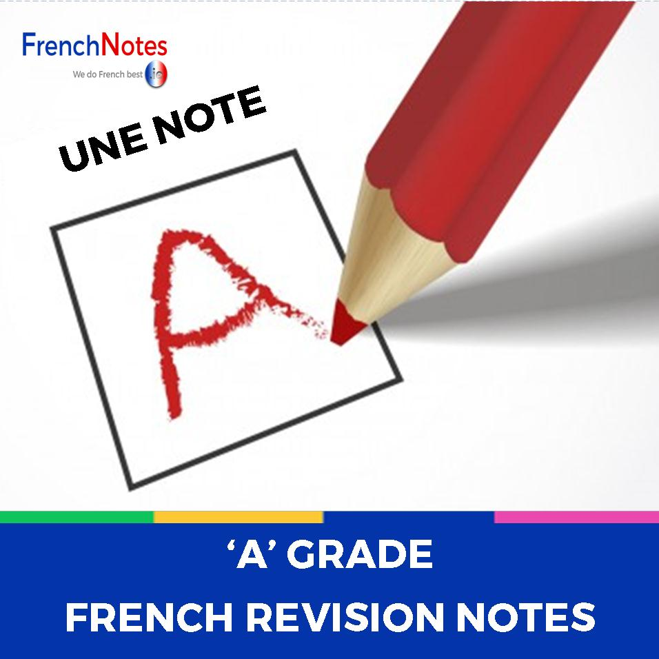 French Notes 🎓📄📚 🇫🇷 on Twitter: