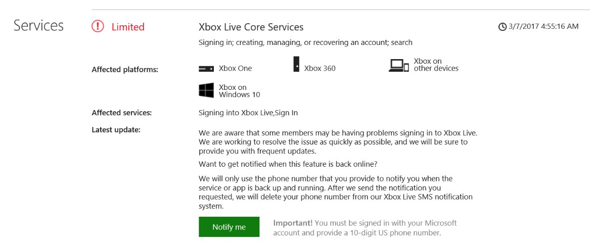 Xbox Support Twitter