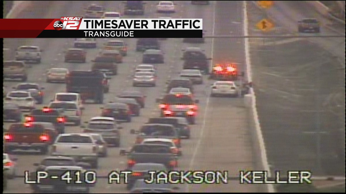 Accident Loop 410 at Vance Jackson | Scoopnest